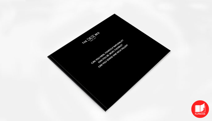 DUX Can You Brochure