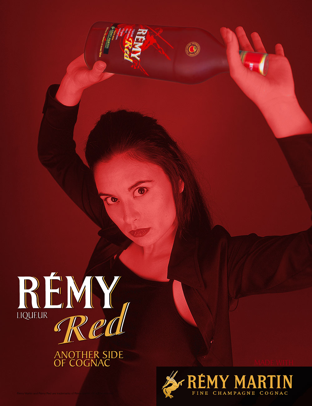 Remy Red Red Campaign Joe