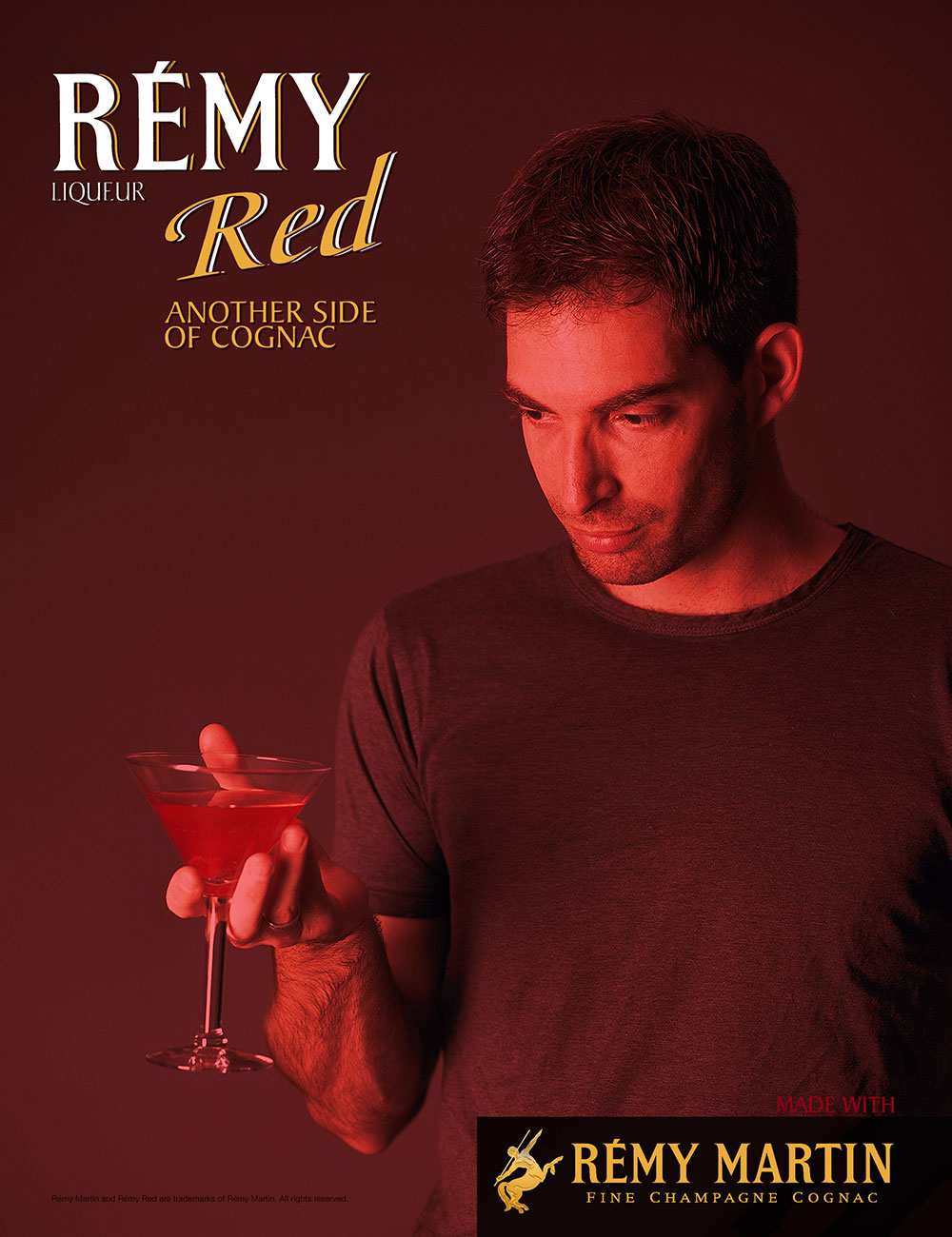 Remy Red Red Campaign Micha