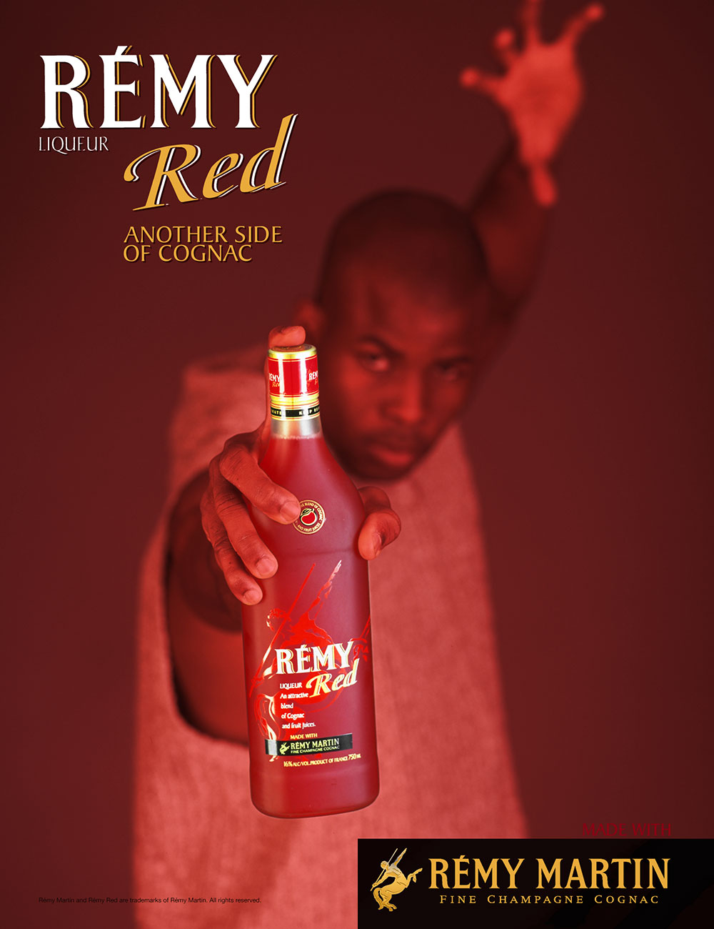 Remy Red Red Campaign Ngo